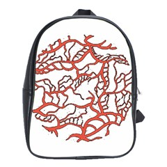 Twenty One Pilots Tear In My Heart Soysauce Remix School Bags (xl)