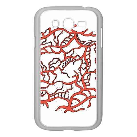 Twenty One Pilots Tear In My Heart Soysauce Remix Samsung Galaxy Grand DUOS I9082 Case (White)
