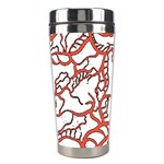 Twenty One Pilots Tear In My Heart Soysauce Remix Stainless Steel Travel Tumblers Center