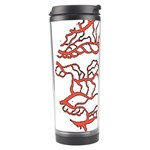 Twenty One Pilots Tear In My Heart Soysauce Remix Travel Tumbler Left