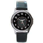 Twenty One Pilots Round Metal Watch Front