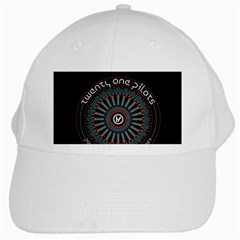 Twenty One Pilots White Cap
