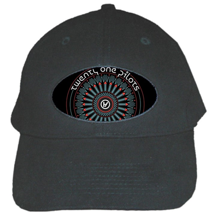 Twenty One Pilots Black Cap
