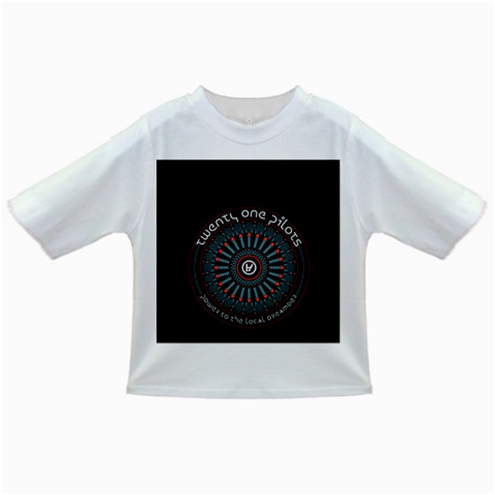 Twenty One Pilots Infant/Toddler T-Shirts