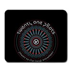 Twenty One Pilots Large Mousepads Front