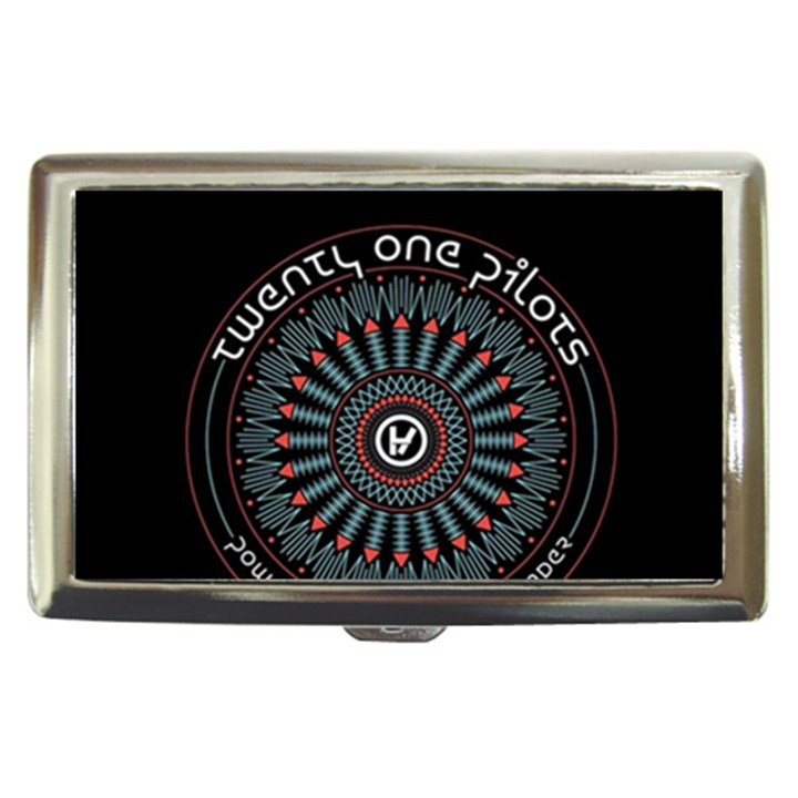 Twenty One Pilots Cigarette Money Cases