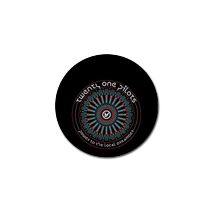 Twenty One Pilots Golf Ball Marker