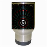 Twenty One Pilots Travel Mug (Silver Gray) Center