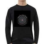 Twenty One Pilots Long Sleeve Dark T-Shirts Front