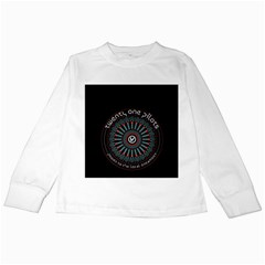 Twenty One Pilots Kids Long Sleeve T Shirts
