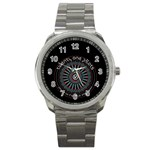 Twenty One Pilots Sport Metal Watch Front
