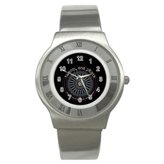 Twenty One Pilots Stainless Steel Watch