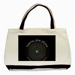 Twenty One Pilots Basic Tote Bag