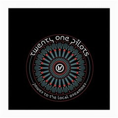 Twenty One Pilots Medium Glasses Cloth (2 Side)