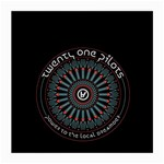 Twenty One Pilots Medium Glasses Cloth (2-Side) Back