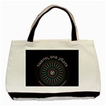Twenty One Pilots Basic Tote Bag (Two Sides) Front