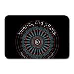 Twenty One Pilots Plate Mats 18 x12 Plate Mat - 1