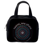 Twenty One Pilots Classic Handbags (One Side) Front