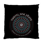 Twenty One Pilots Standard Cushion Case (One Side) Front