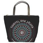 Twenty One Pilots Bucket Bags Front