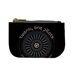 Twenty One Pilots Mini Coin Purses