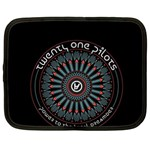 Twenty One Pilots Netbook Case (XXL)  Front