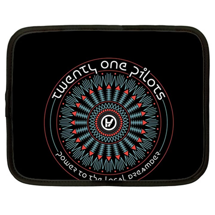 Twenty One Pilots Netbook Case (XXL)