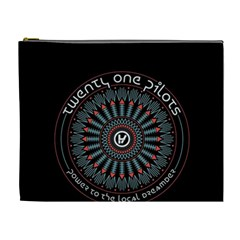 Twenty One Pilots Cosmetic Bag (xl)