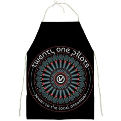 Twenty One Pilots Full Print Aprons