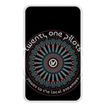 Twenty One Pilots Memory Card Reader Front
