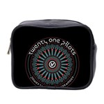 Twenty One Pilots Mini Toiletries Bag 2-Side Front