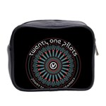 Twenty One Pilots Mini Toiletries Bag 2-Side Back