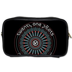 Twenty One Pilots Toiletries Bags