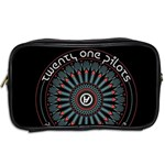 Twenty One Pilots Toiletries Bags 2-Side Back
