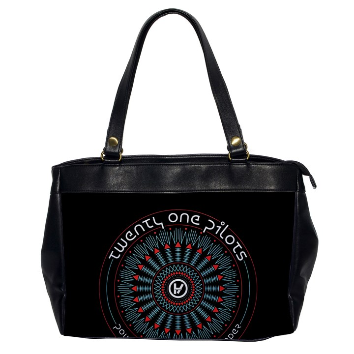 Twenty One Pilots Office Handbags
