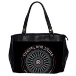 Twenty One Pilots Office Handbags (2 Sides)  Front