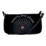 Twenty One Pilots Shoulder Clutch Bags Front