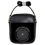 Twenty One Pilots Girls Sling Bags Front