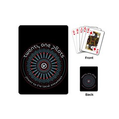 Twenty One Pilots Playing Cards (Mini)