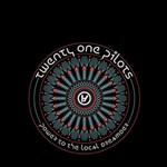 Twenty One Pilots Storage Stool 12   Back