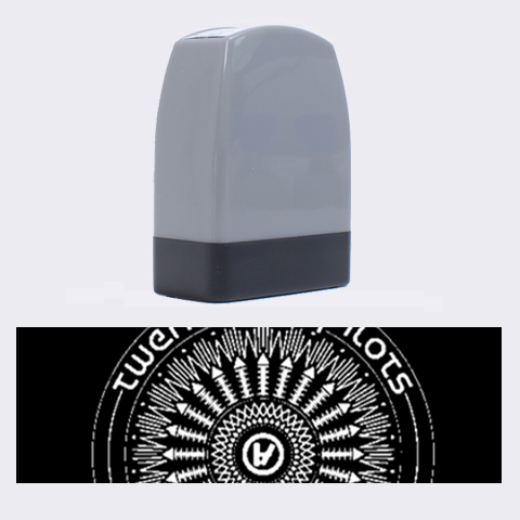 Twenty One Pilots Name Stamps