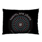 Twenty One Pilots Pillow Case (Two Sides) Back