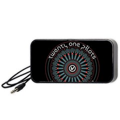 Twenty One Pilots Portable Speaker (Black)