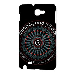 Twenty One Pilots Samsung Galaxy Note 1 Hardshell Case