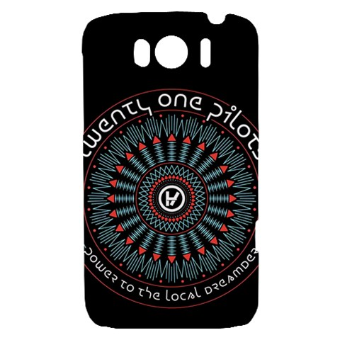 Twenty One Pilots HTC Sensation XL Hardshell Case