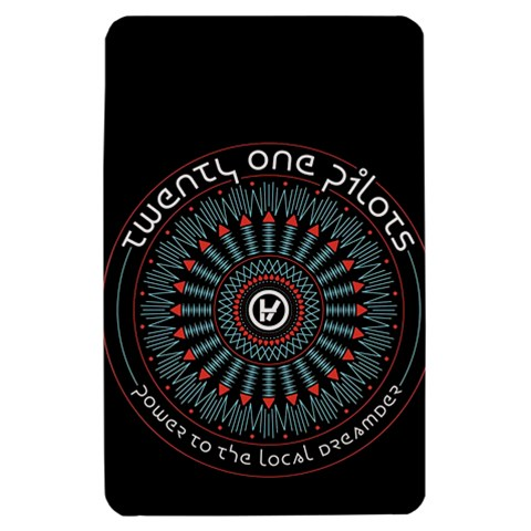Twenty One Pilots Kindle Fire (1st Gen) Hardshell Case