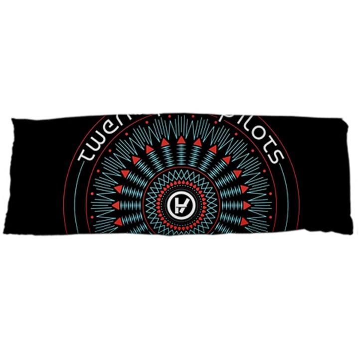 Twenty One Pilots Body Pillow Case (Dakimakura)
