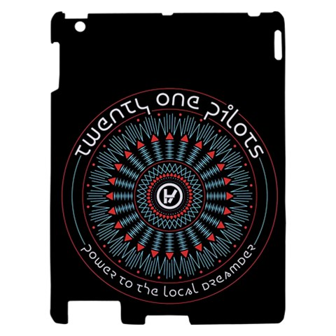 Twenty One Pilots Apple iPad 2 Hardshell Case