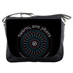 Twenty One Pilots Messenger Bags Front