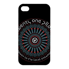 Twenty One Pilots Apple iPhone 4/4S Premium Hardshell Case